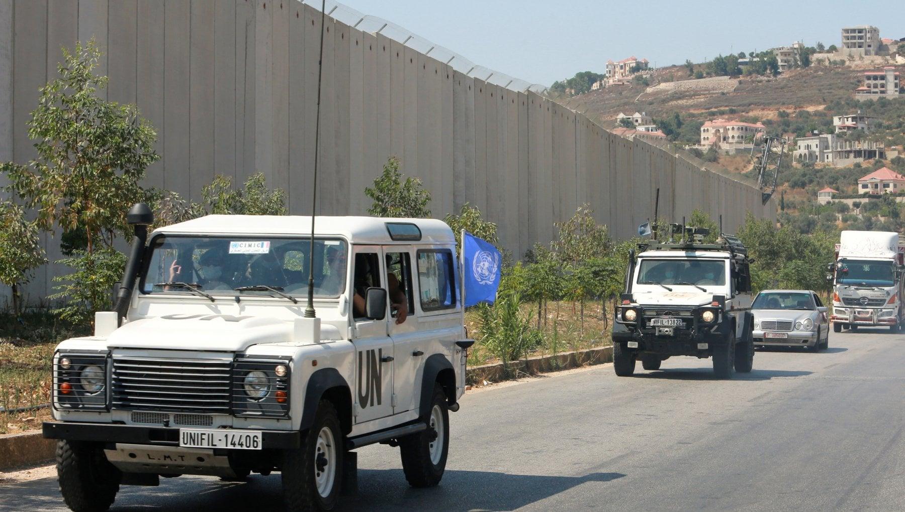 """123728908 75beadd6 0fe8 4d86 9ae3 1e1b872b64f4 - Attacco aereo di Israele nel sud del Libano per rispondere ai razzi. Gantz: """"Un avvertimento a Teheran"""""""