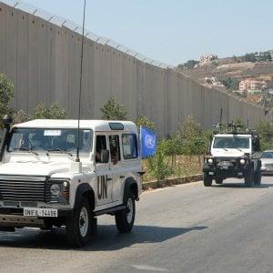 "123729154 74eaf0f2 6ae2 43c2 a10d 46ad130c86c2 - Pioggia di razzi su Israele. Hezbollah alza il tiro: ""Li abbiamo lanciati noi"""