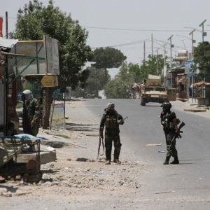 202132033 2484de6d e6c1 40b7 a285 0efe36fbfd51 - Afghanistan, l'avanzata dei talebani. E una città dietro l'altra ripiomba nel terrore