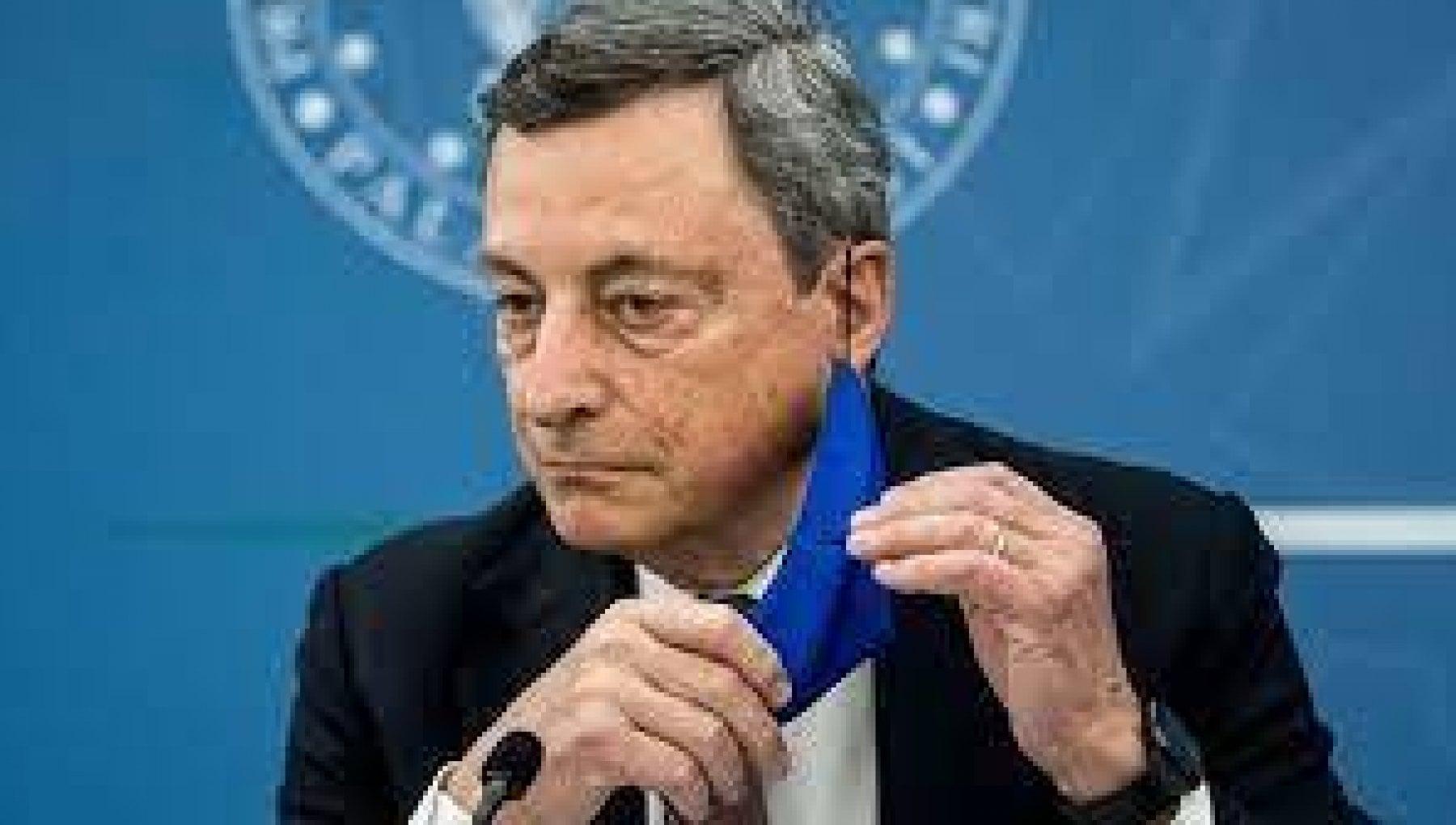"""214403574 08a6e1c0 f966 48a5 abd1 637f0c3f1e31 - Draghi: """"Speriamo che basti"""". Si teme l'effetto settembre"""