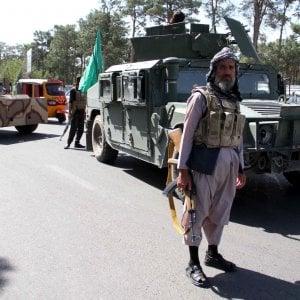 072724101 2a27f98a fa89 444a ac0e 392cd16e416c - Afghanistan, l'avanzata dei talebani. E una città dietro l'altra ripiomba nel terrore