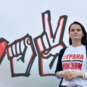 213120284 3bf1d3ef 244e 4f70 89fa cbdf4f7e8b4e - Bielorussia, condannati gli oppositori Maria Kolesnikova e Maksim Znak