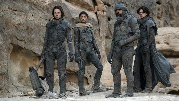Siti di streaming gratis per vedere film completo di Dune 2021 in Italiano
