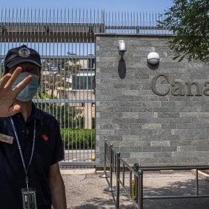 162643098 42e53b0a 08cb 4f99 9fe4 6309d15a0f95 - Cina: il canadese Spavor condannato a 11 anni per spionaggio