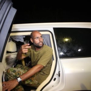 223515833 e599a084 f76e 448a aede 9883d68ff005 - Libia, torna libero Saadi, il figlio di Gheddafi: il clan rivuole il potere