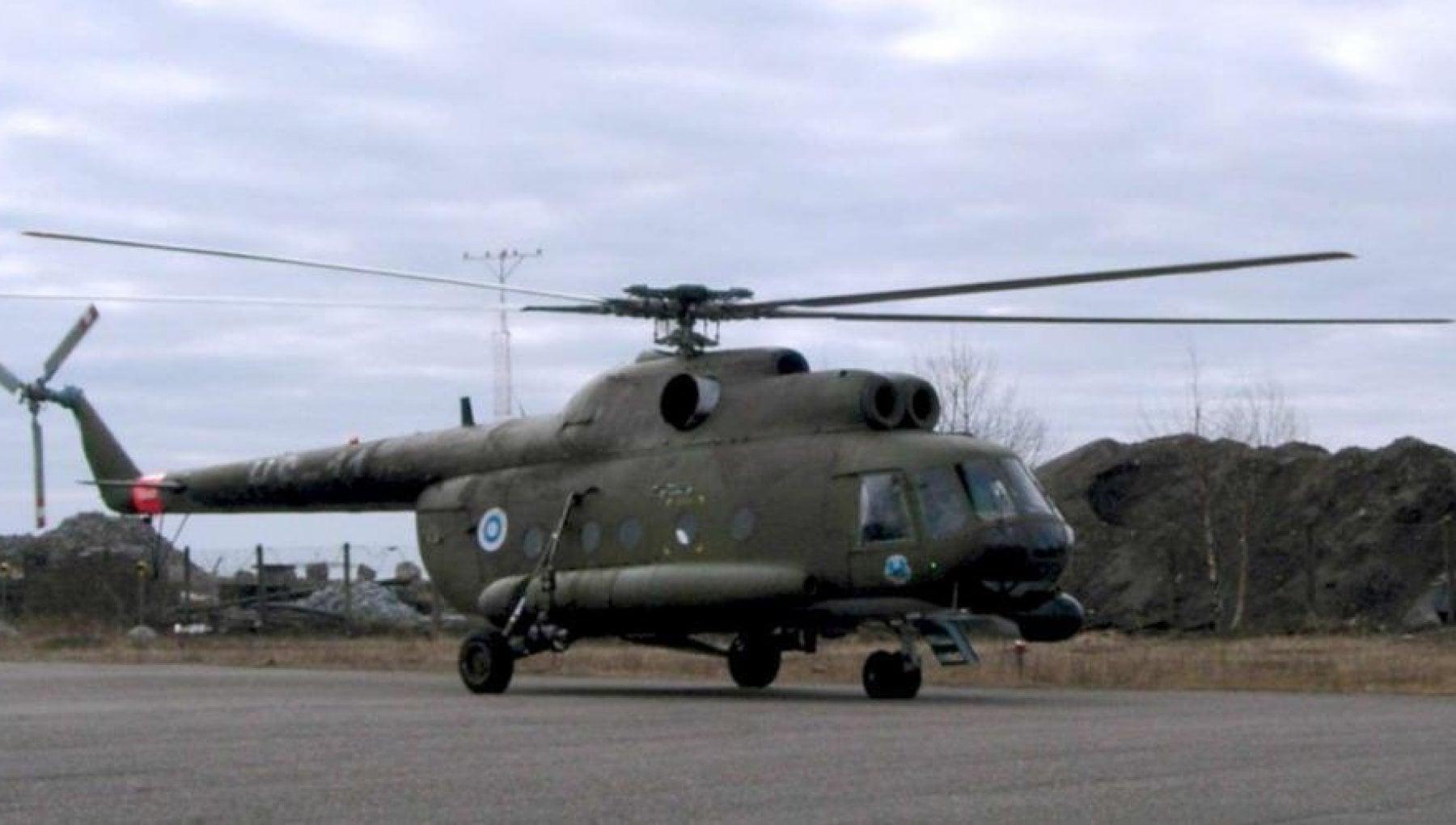021319821 40c42573 e682 4aa9 8ce6 be5c7070cce5 - Russia: precipita elicottero con sedici persone a bordo