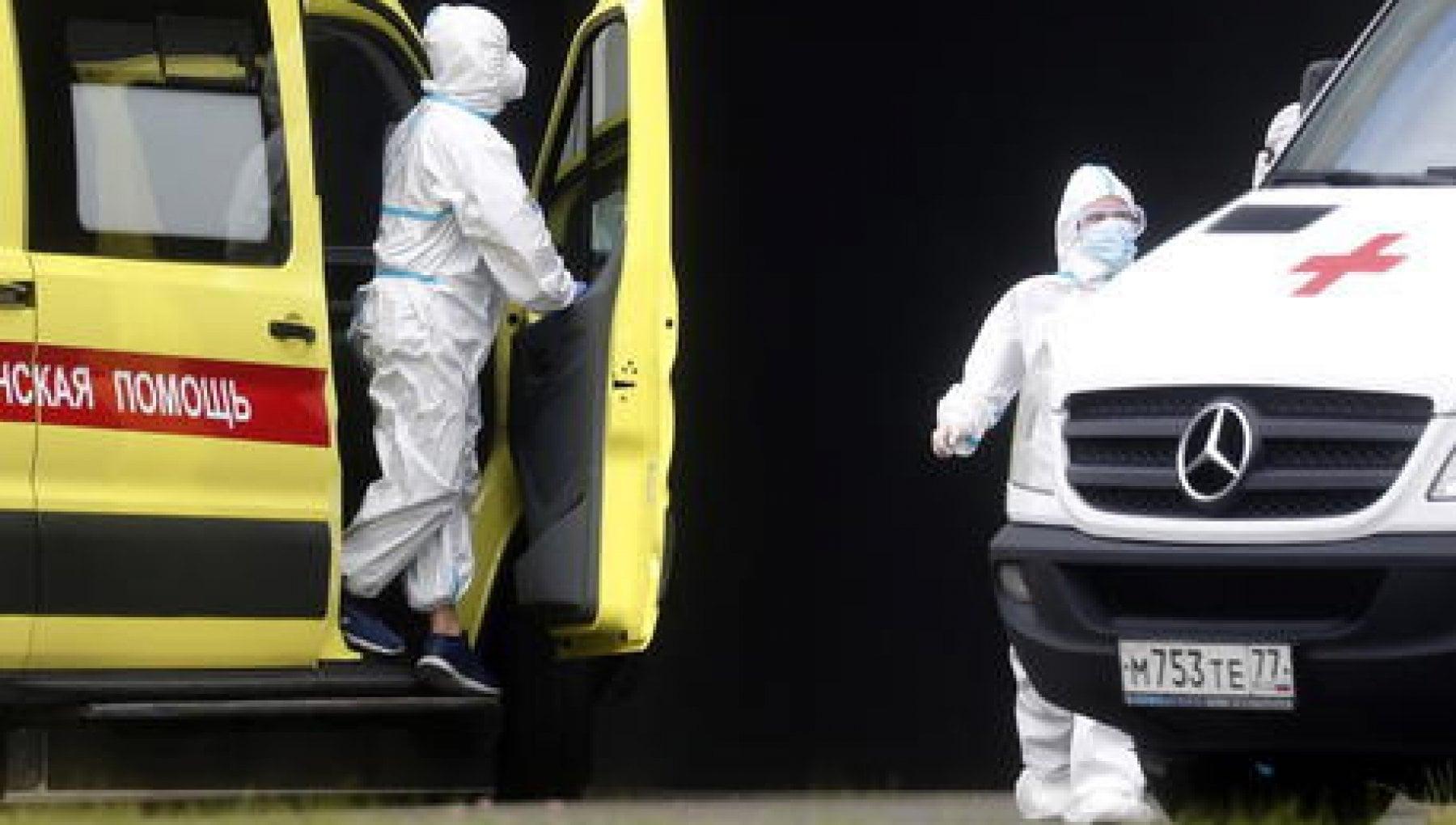 020525841 f2f099bc 7280 4499 b0c3 16811fe8c500 - Russia: esplosione su un autobus, un morto e 17 feriti