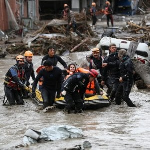 085259533 9cea7d21 5ddf 482d 8bd0 55cb0b7009df - Clima, in Giappone piogge torrenziali, 5 milioni di persone evacuate