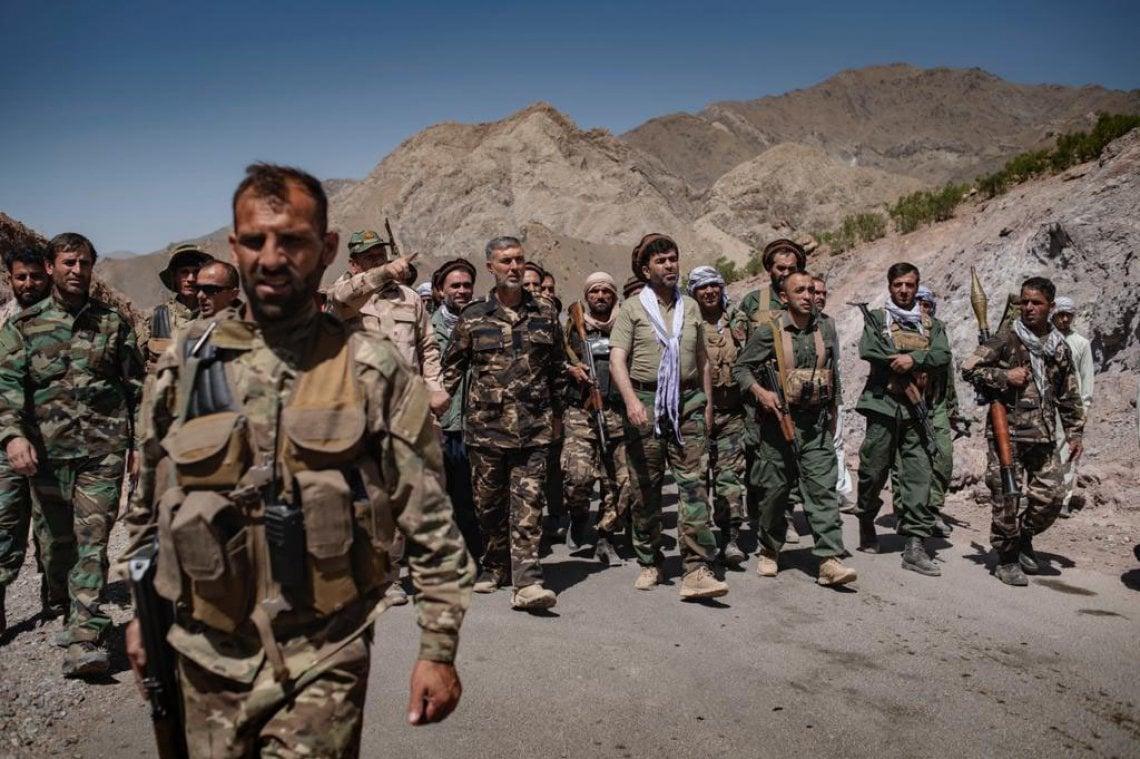 230504751 4146813a 8b95 4536 a339 7ac1fe034b37 - Sul fronte Kabul con le milizie anti talebani