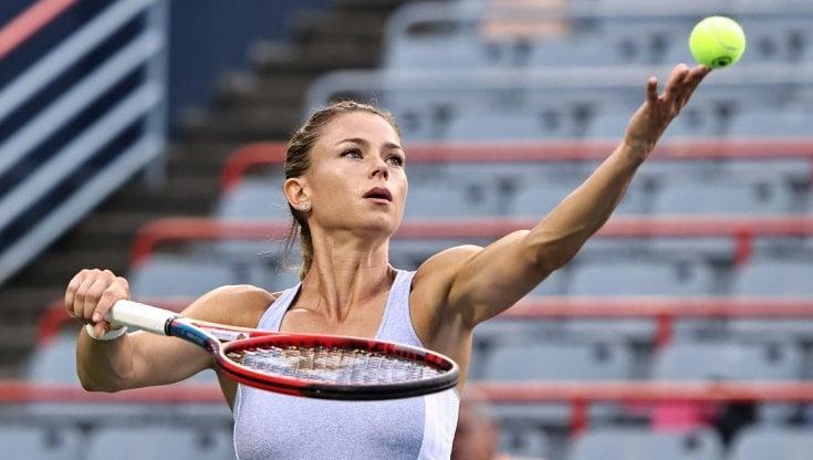 Tennis, Camila Giorgi non si ferma: battuta Coco Gauff, è in semifinale a  Montreal - la Repubblica