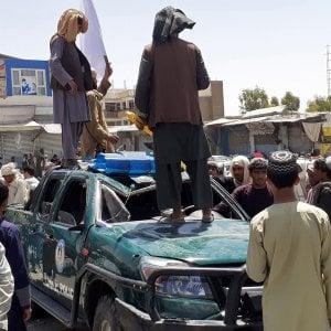 124705550 346698f2 2fcc 405e 8bb7 867de41e7165 - Gli Usa inviano più truppe in Afghanistan, ma solo per l'evacuazione. Biden non ci ripensa: il ritiro è definitivo