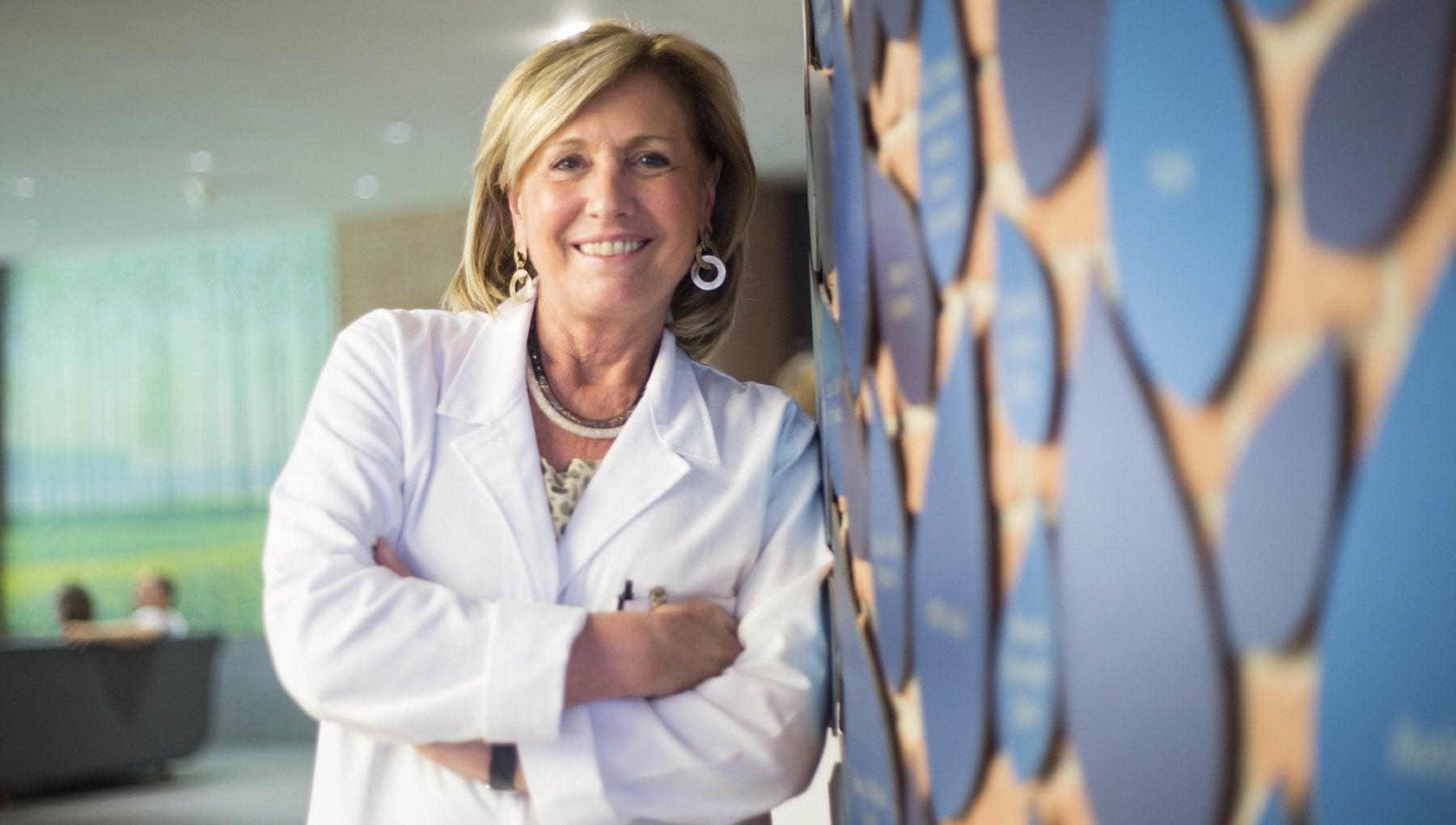 """185726417 baa4be4a 5df9 4470 b26c 5954a731e603 - L'oncologa Nicoletta Colombo: """"Ho curato migliaia di donne e le ricordo tutte"""""""