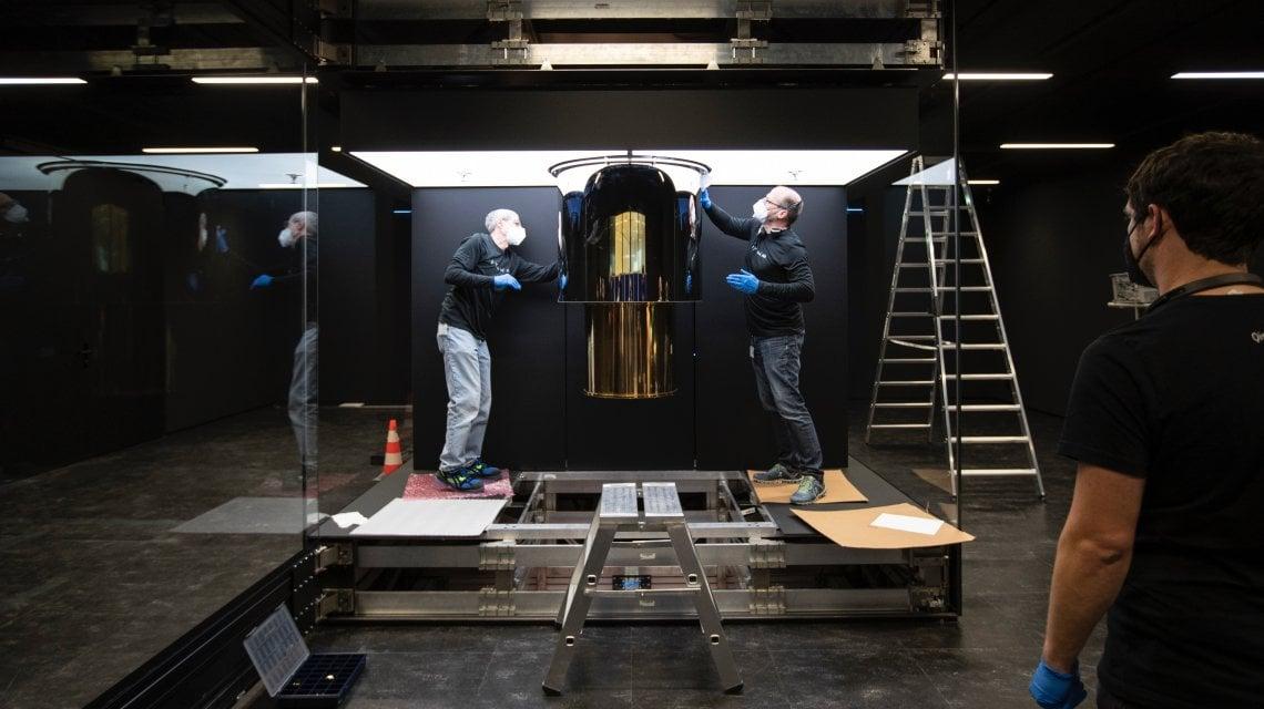 160744441 7611e220 fbe6 4c41 bd09 79345c11b564 - Una teca italiana per il super computer quantistico: è lo stesso vetro della Monna Lisa