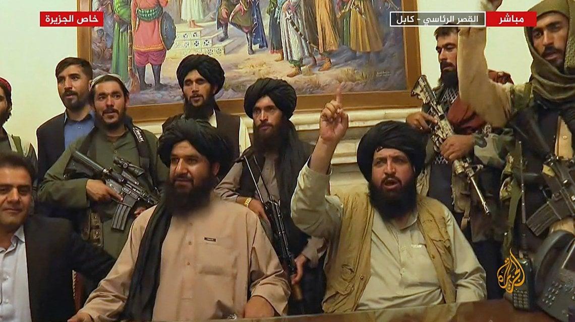 192011142 d8338227 4fcd 457c a50e 450906a34924 - Il mediatore e l'uomo di Guantanamo: i volti nuovi dei talebani 2.0