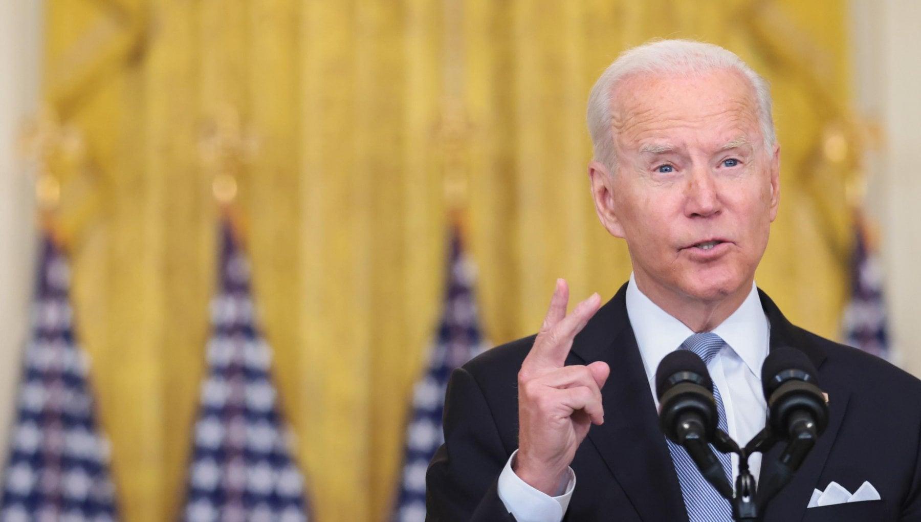 """230811576 76fc4643 eecb 48cc a234 8c05c1de09e8 - Biden si difende: """"Eravamo lì solo per combattere il terrorismo"""""""