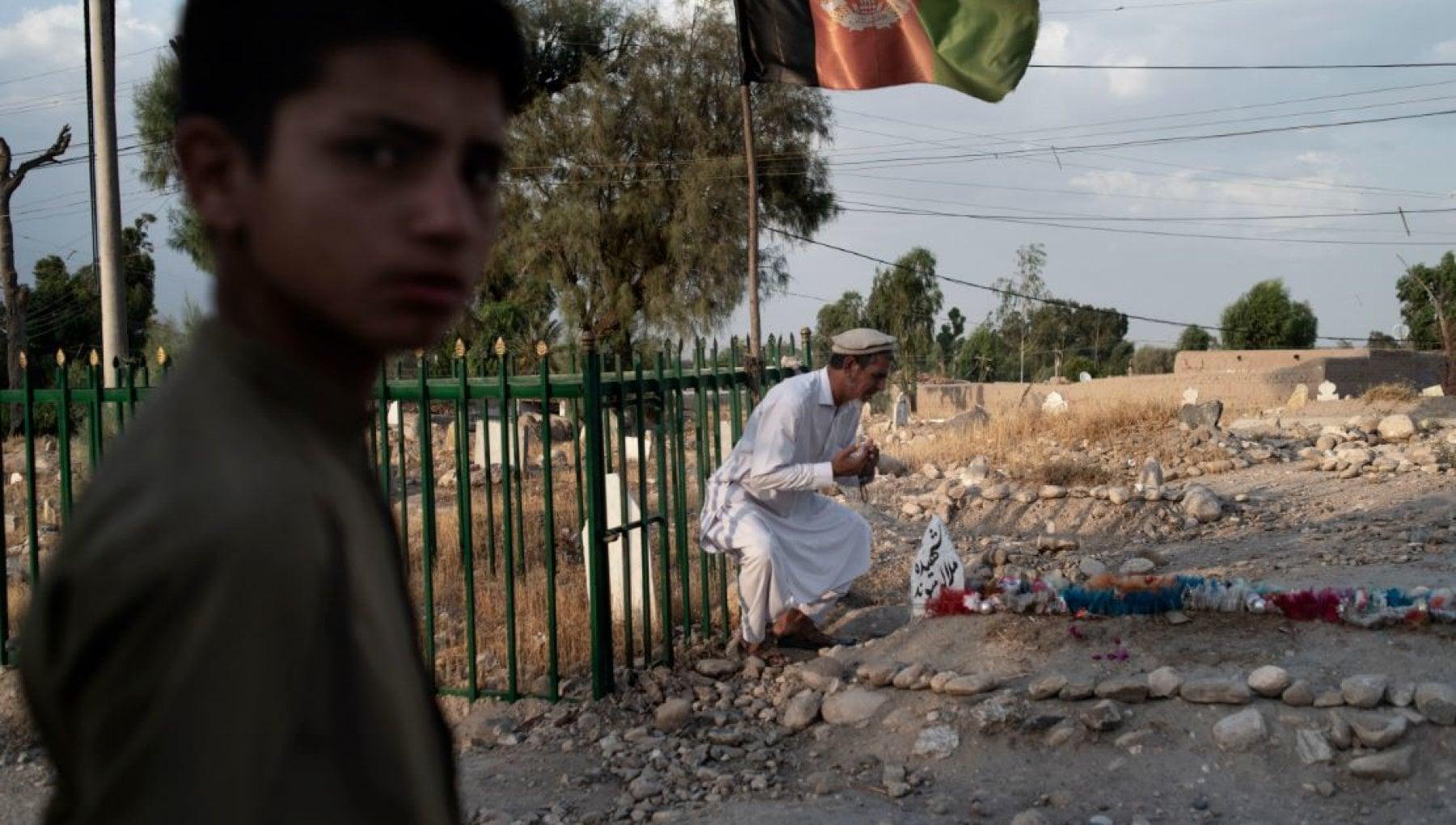 162637141 901187aa 6043 4f38 a151 29c94e1bc26c - Le donne tornano a condurre programmi tv, ma la stampa afghana teme ancora le ritorsioni dei talebani