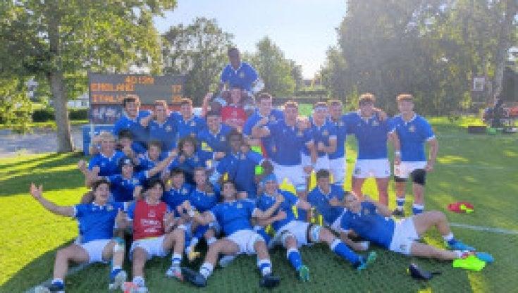Non cè pace per lInghilterra: lItalia vince anche nel rugby under 18