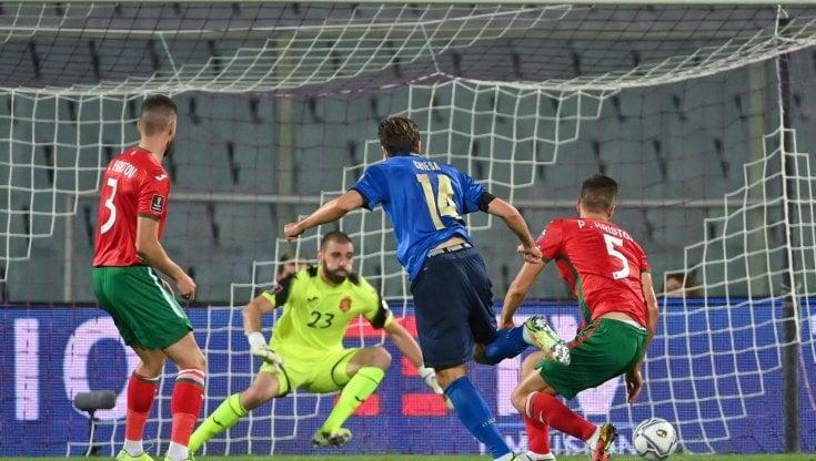 Diretta Italia-Bulgaria 1-1: Mancini cambia, dentro Berardi e Raspadori -  la Repubblica