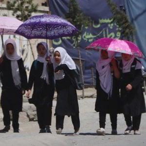 """214144929 94abbcd0 42a9 4acf bbe2 b4a9a48d50fe - Afghanistan, la regista Nassery Cole: """"Le donne sono così disperate da volersi dare fuoco"""""""