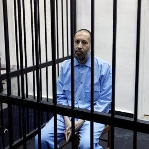 010540889 a5af4222 5a4f 4c1e b364 587dbc3e0c23 - Libia, torna libero Saadi, il figlio di Gheddafi: il clan rivuole il potere