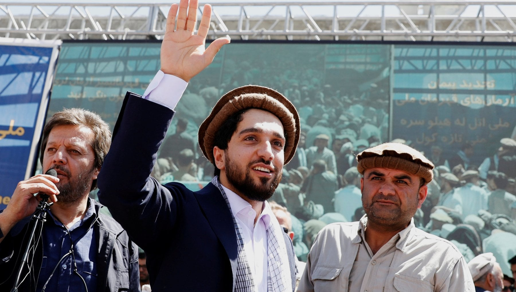 "151303243 061ea1df 9560 4932 a990 ce16cfdf67c9 - Afghanistan, l'appello di Massud: ""Ribellatevi ai talebani"""