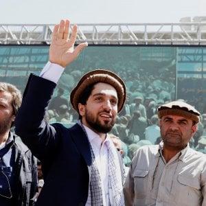 151303527 d50b4ba4 47f1 4096 aff2 5d89d434d64e - Afghanistan, cade anche il Panshir: I talebani festeggiano sulla tomba di Massud