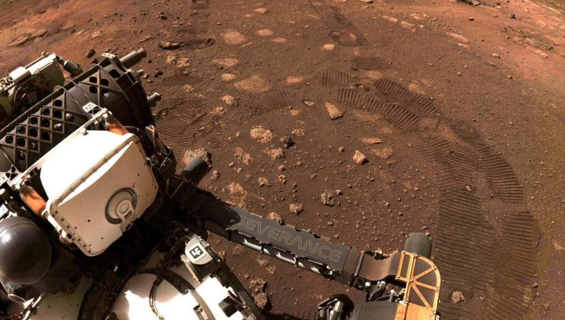 """061519826 7ec50910 6999 4d45 975a 0c366ca79a32 - Spazio, prelevato il primo campione di roccia su Marte. La Nasa: """"Risultato epocale"""""""