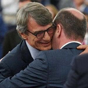 """213901512 5a23c228 c3ed 435c a0cf 3c3cae5f7f6c - Patto Draghi-Macron su difesa e migranti: """"Riformiamo la Ue"""""""