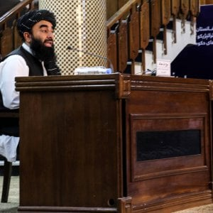 232244834 e07fd649 54cc 43c2 93a5 a272c0e329a9 - Serajuddin Haqqani, da terrorista ricercato a ministro del nuovo governo afgano