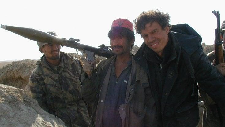 """143411080 89dccaa0 f2c9 4341 9c2b b975dacd24a6 - """"L'ultima guerra di trincea: Afghanistan del Nord 2001"""""""