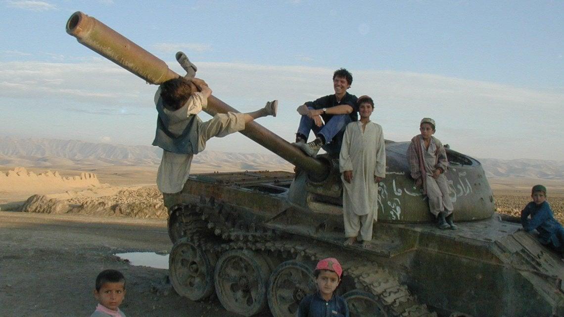 "143649964 8da0bb6f d27f 4ea5 bc95 bd14abbddb61 - ""L'ultima guerra di trincea: Afghanistan del Nord 2001"""
