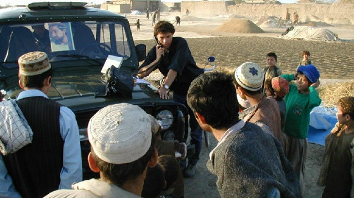 """143741165 f74489fe 841b 4116 a178 42845de56d73 - """"L'ultima guerra di trincea: Afghanistan del Nord 2001"""""""