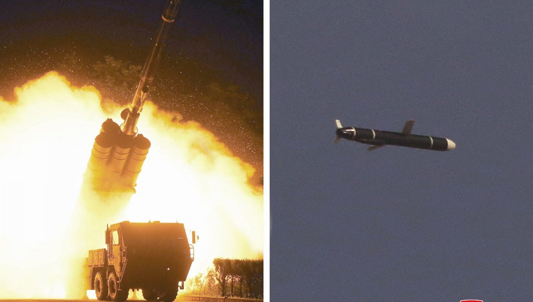 """023545788 3cb7fd43 e400 4537 9b8b 713625cd974c - L'annuncio della Corea del Nord: """"Abbiamo testato un nuovo missile a lungo raggio"""""""