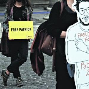 """093939121 51f2e4bb 9182 42b7 98be 5dda9be45223 - Egitto, Patrick Zaky in aula: """"Sono innocente"""""""