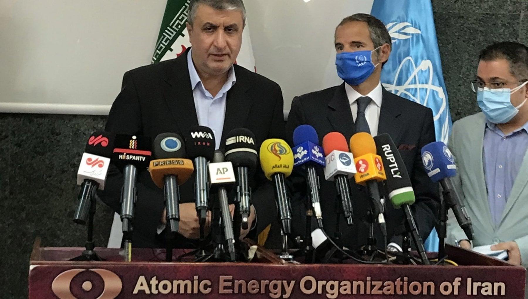 """144122545 00cdb6a8 cb5d 4626 9f18 89c766bc64d5 - Nucleare iraniano, Gantz apre sul negoziato: """"Potremmo accettare un accordo"""""""