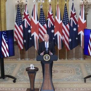 001158809 eac8b7fc 5661 4ec1 9e47 4192131cec22 - La corsa per la guida della Nato: Usa a caccia di una ex premier