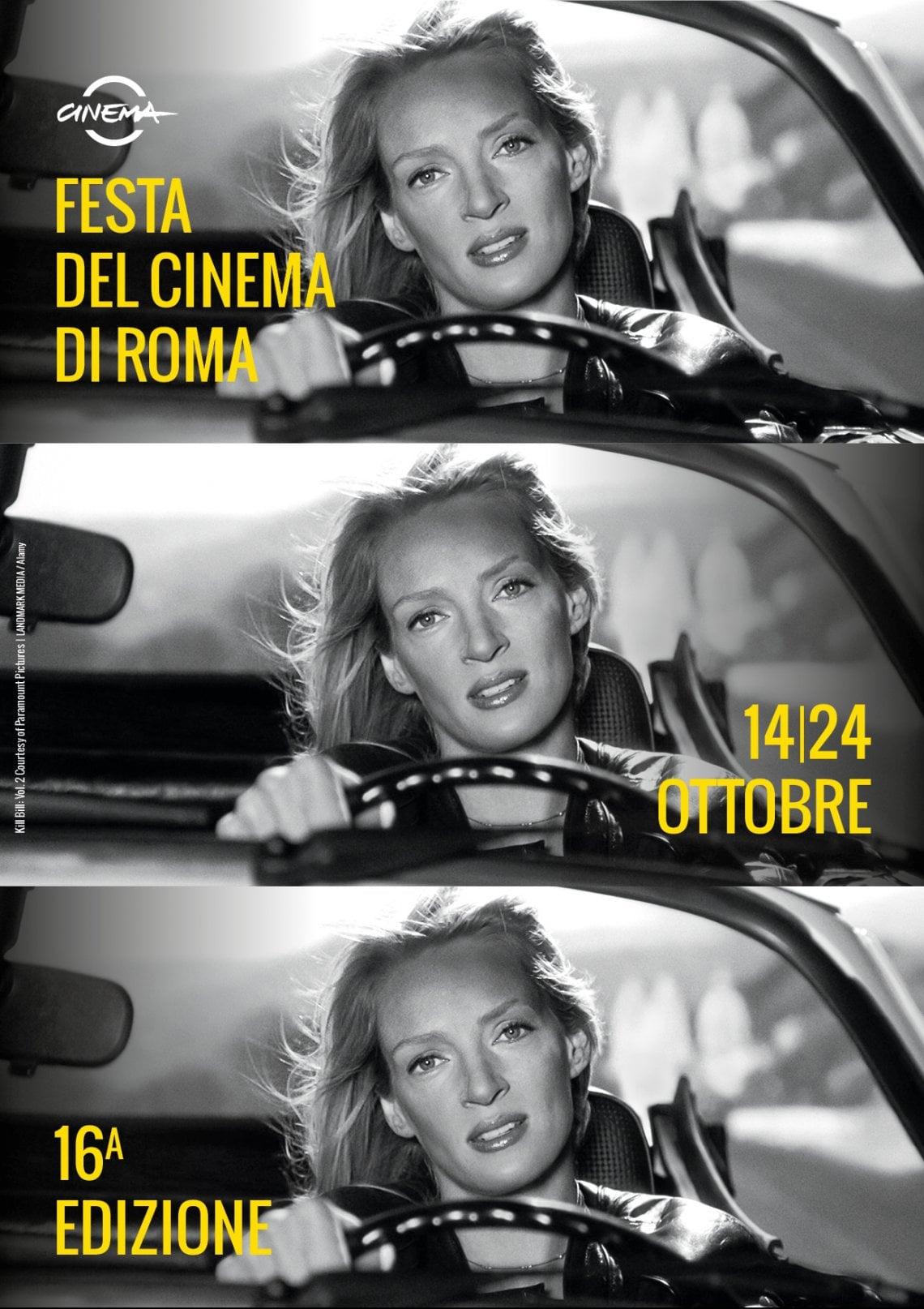 Festa del cinema di Roma 2021, il programma