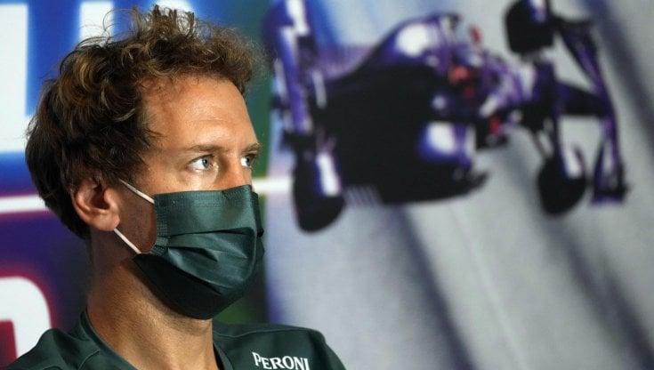 F1, lAston Martin conferma Stroll e Vettel per il 2022