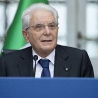 """Mattarella: """"La difesa comune europea rafforza anche la Nato"""""""