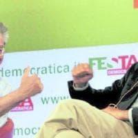"""Gli 80 anni di Bossi, Bersani: """"Io e Umberto lontanissimi ma amici"""""""