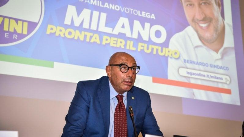 Milano, il centrodestra rassicura Bernardo: In mattinata avrà lanticipo per la campagna elettorale. Sala: Io dai partiti ricevo zero euro