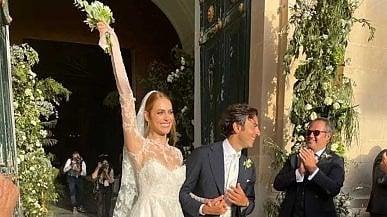 Miriam Leone e Paolo Carullo sposi a Scicli: Ni maritamu