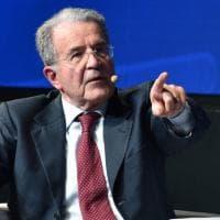 """Prodi  a Letta 'federatore' della sinistra: """"Se mandi un messaggio forte, poi le correnti..."""