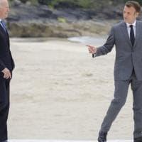 Crisi dei sottomarini, presto un colloquio fra Biden e Macron
