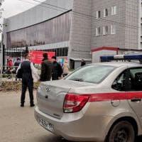 Russia, uno studente fa fuoco all'università di Perm: 8 morti