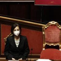 Doppia fiducia al Senato per le riforme della giustizia, senza tensioni né per civile né...