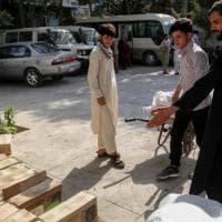 Diario da Kabul. La barbarie del taglio delle mani
