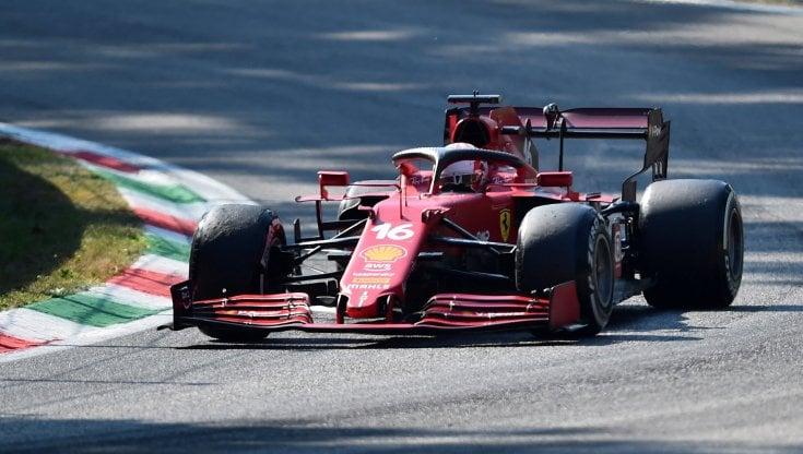 F1, Gp Russia: Leclerc cambia motore, a Sochi partirà ultimo