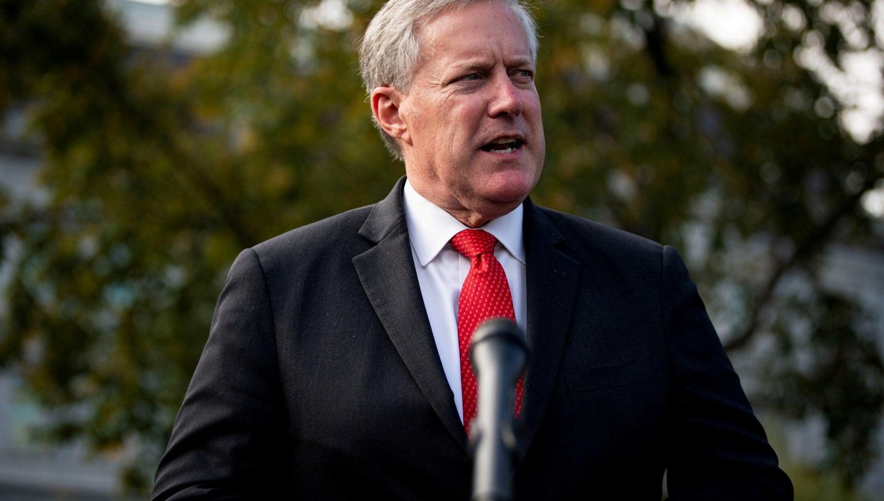 030924780 f72cf9ed 40c6 4870 a6f3 0f306b57107b - Usa, assalto a Capitol Hill: la commissione ascolterà fedelissimi di Trump, tra cui Bannon e Meadows