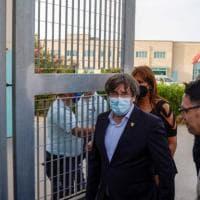 "Puigdemont scarcerato. ""Potrà tornare a Bruxelles"""